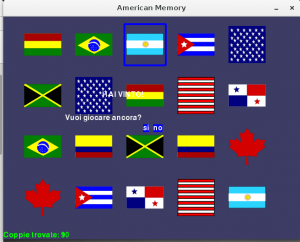 America: memory